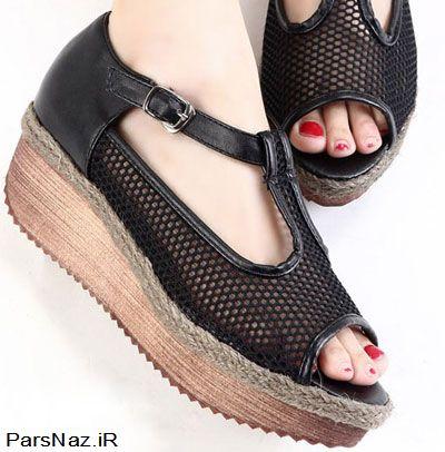 مدل کفش صندل دخترانه جدید