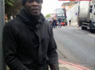 سر بریدن سرباز انگلیسی در شهر لندن (عکس)