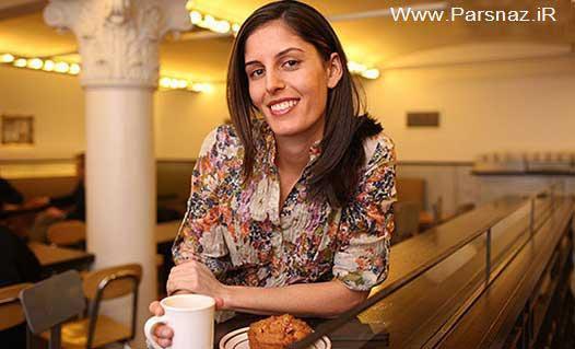 درباره ثریا دارابی دختر موفق ایرانی! (عکس)