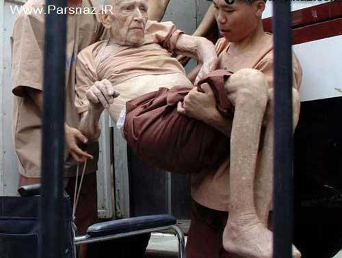 اعتراف تجاوز به  4 خواهر در در سن 90 سالگی (عکس)