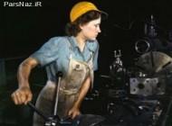 مصاحبه با اولین زن مکانیک در سوریه (عکس)