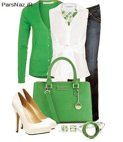 چه لباس هایی مناسب همدیگر هستند؟  (عکس)