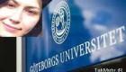 این دختر ایرانی بهترین دانشجوی دانشگاه گوتنبرگ سوئد شد!