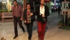 خواننده معروف بنیامین با کفشهایش سوژه شد (عکس)