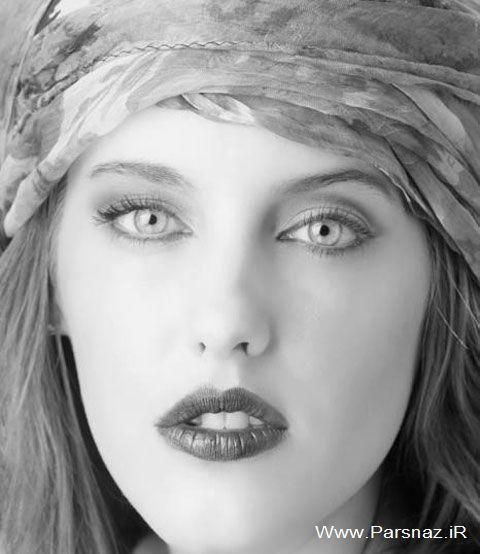 زیباترین دختر دوشیزه آرژانتین در سال 2013