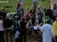 با عجیب و دردناکترین مسابقه دنیا آشنا شوید (عکس)