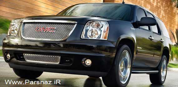 اتومبیل های جدید آمریکایی در راه ایران! (عکس)