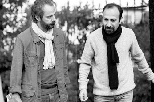 همه چیز از گذشته ایتالیایی ، فرانسوی و اصغر فرهادی