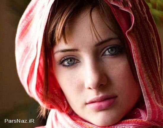 عکس هایی از دخترانی که زیباترین چشمان جهان را دارند