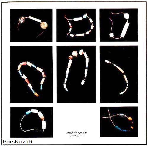 مدل های زیبای اشیای زینتی کلاسیک باستان (عکس)