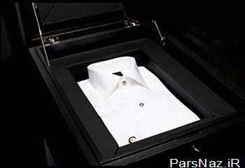 تصاویری از ارزشمندترین و گران ترین اشیاء پوشیدنی