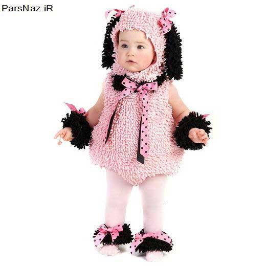 لباس های کودکانه مخصوص  جشن ها