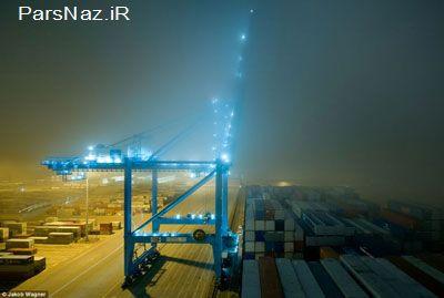 معرفی جهانی ترین و بزرگترین کشتی کانتینری