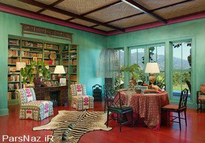 خانه را به یک جنگل گرمسیری تبدیل کنید (عکس)