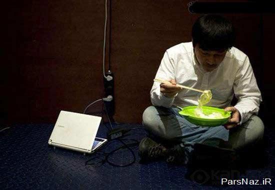 جنجالی ترین رژیم غذایی (عکس)