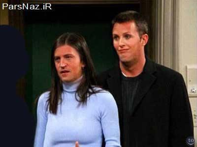 وقتی صورت زوج های مشهور جابه جا میشود