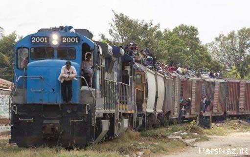 مسافرین قطار مرگ (قطار)