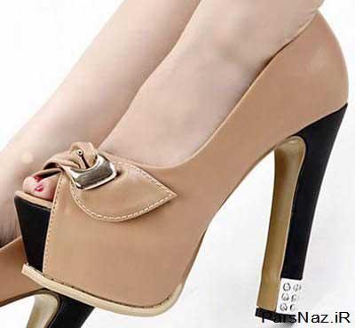 مدل کفش های پاشنه بلند