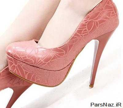 مدلهای متنوع کفش مجلسی زنانه (عکس)
