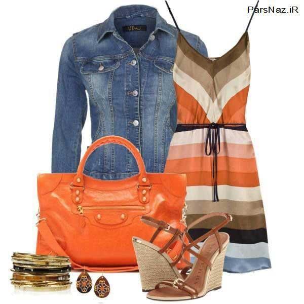 مدل لباس های جدید و مخصوص تابستان (عکس)