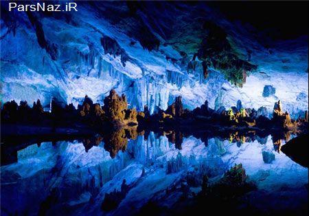بزرگترین و شگفت انگیزترین غارهای دنیا (عکس)