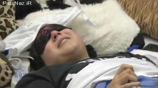 بیماری ناشناخته دختر جوان که درمان ندارد (عکس)