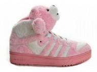 کفش های عروسکی و فانتزی کودکان (عکس)