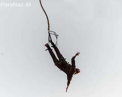 زن ایرانی که از ارتفاع خودش را پرت کرد (عکس)