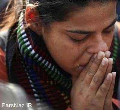 دختری که بخاطر 15 بار تجاوز خودکشی کرد (عکس)