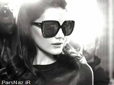 جدید ترین عینک های شیک آفتابی (عکس)