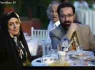 فرزاد جمشیدی در آخرین ضیافت افطاری وزیر ارشاد