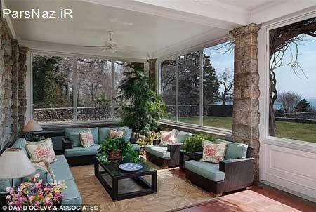 رونمایی گران ترین خانه در کنکتیکت امریکا (عکس)