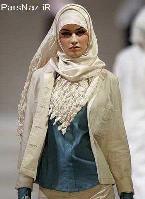 مدل های فشن از نوع مسلمان (عکس)