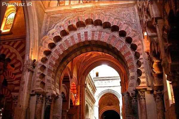 كلیسای بزرگ و زیبا که مسجد نام دارد (عکس)