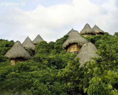 طبیعت بی نظیر شمال کلمبیا (عکس)