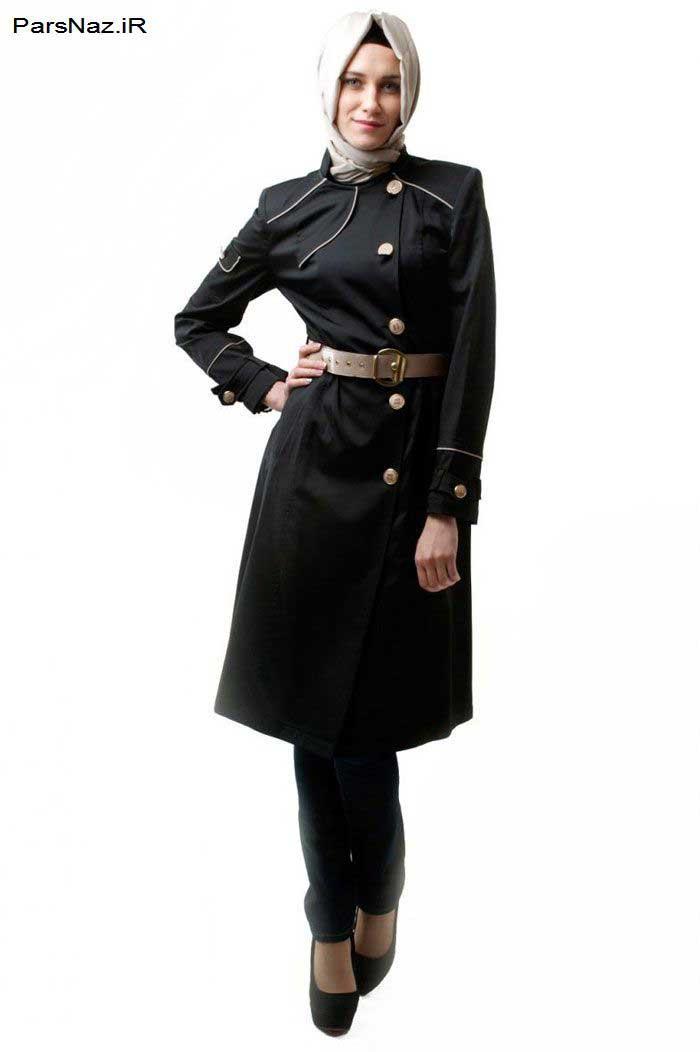 عکس مدل مانتوهای شیک و زیبا