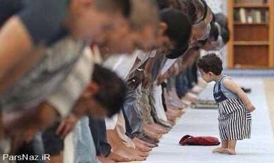 عکس جنجال برانگیز رویترز در نخستین روز ماه رمضان