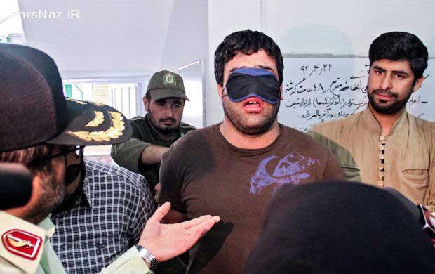 زورگیران مشهدی به دست پلیس گرفتار شدند (عکس)