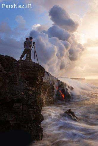 عکاسان دیوانه (عکس)