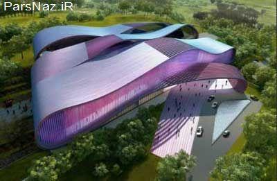 گنجاندن هنر ایرانی در موزه های بالیوود (عکس)