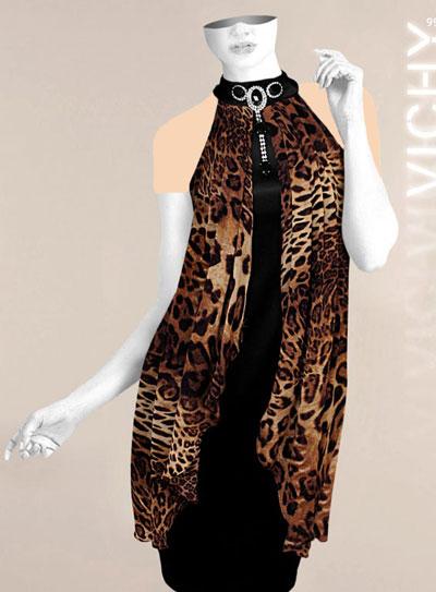 شیک ترین و جدید ترین لباس های  مجلسی کوتاه (عکس)