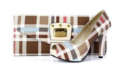 جذاب ترین و پرطرفدار ترین ست کیف و کفش (عکس)