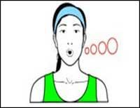 ورزشی برای فرم دادن به صورت (عکس)