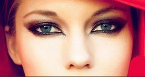آرایش چشم و اشتباهات آن (عکس)