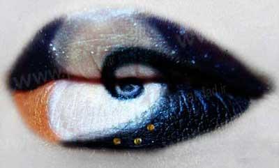 هنرنمایی جالب روی لب (عکس)