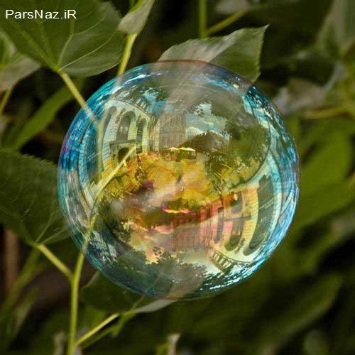 مکان های معروف در حباب (عکس)