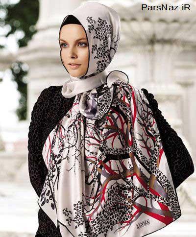 انواع مدل های روسری