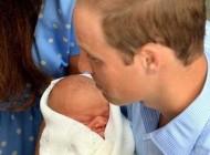 فرزند تازه متولد شده سلطنتی (عکس)