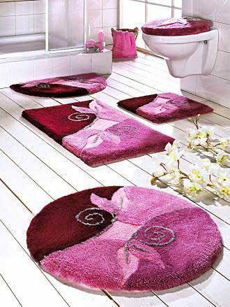 حمام را اینگونه تزئین کنید (عکس)