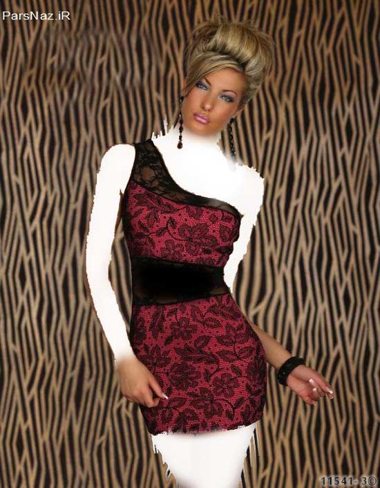 مدل لباس های جدید مخصوص مهمانی (عکس)